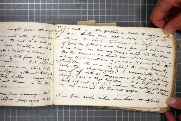 Hannah Peters Jarvis Diary