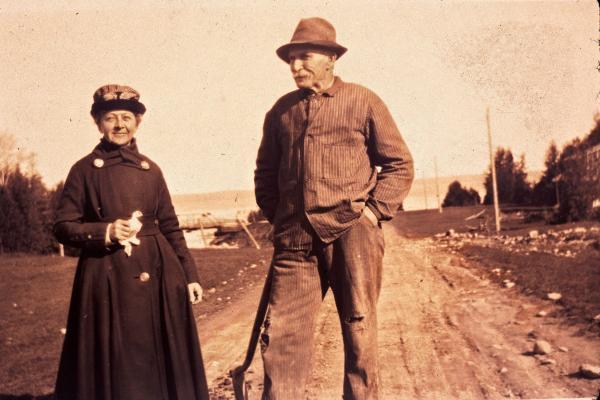 Annie & Mac Rutherford