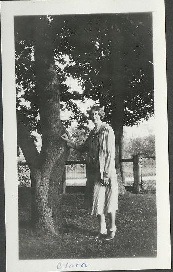 Clara Philp Giffin c 1920s