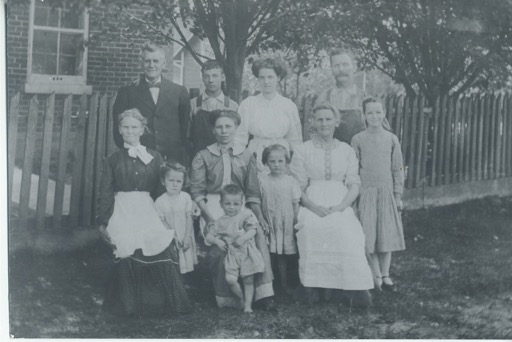 Henry McMahon Family c. 1911