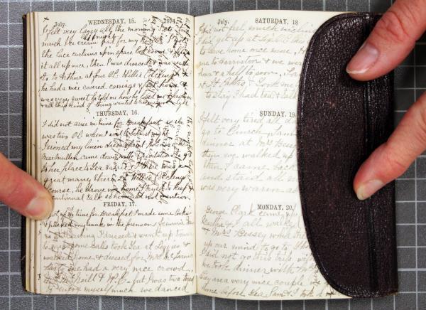 Susan Smith's Diary