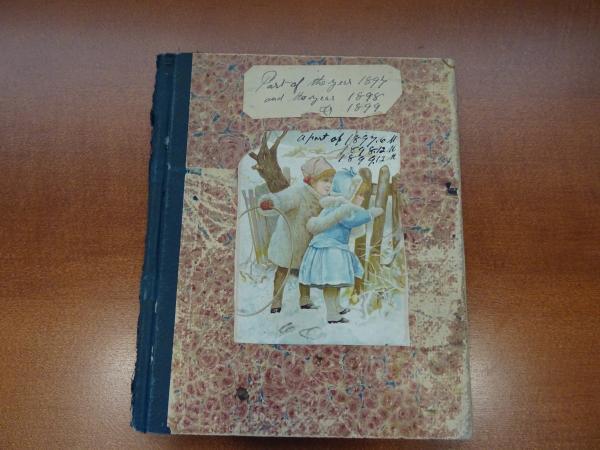 John Jeffrey Diary, 1897-1899