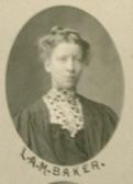 Lena Baker, 1905