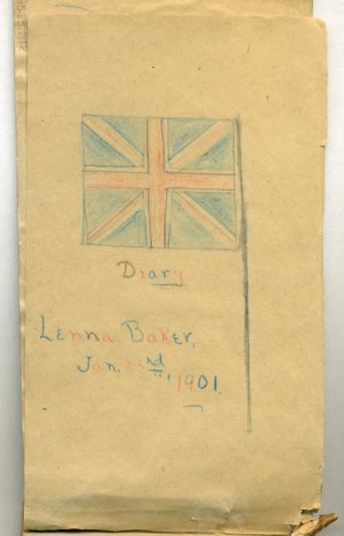 Lenna Baker Diary