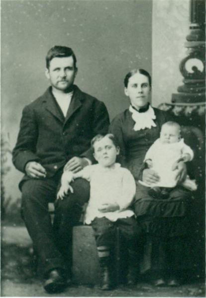 James Carpenter and Family