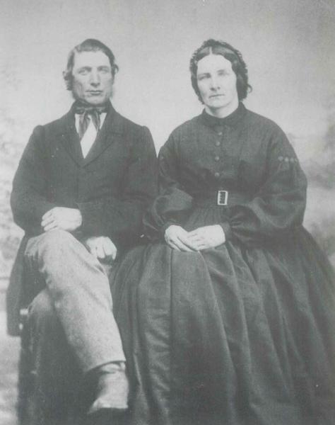 Thomas and Elizabeth Simpson
