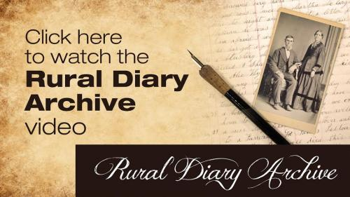 Watch the Rural Diary Archive introduction video