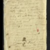 Hannah Peters Jarvis Diary & Transcription, 1842-1843