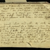 Hannah Peters Jarvis Diary,  January-May 1845
