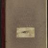 David Allan Diary Collection