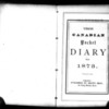 John Ferguson Diary Collection