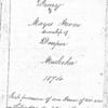 Robert Mayes Diary, 1874-1877