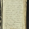 Hannah Peters Jarvis Diary & Transcription, 1844